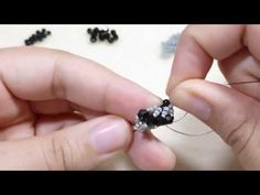 TheHeartBeading: Spiral Earrings Tutorial - YouTube