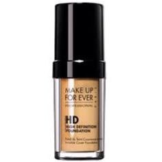 Makeup Forever HD Foundation.