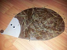 Pine Needle Porcupine