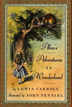 """'I wonder if I've been changed in the night? Let me think: was I the same when I got up this morning? I almost think I can remember feeling a little different. But if I'm not the same, the next question is 'Who in the world am I?' Ah, that's the great puzzle!'""   -Alice in Wonderland, Lewis Carroll"