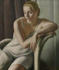 'Eileen Mayo' - Dod Procter (1892-1972)