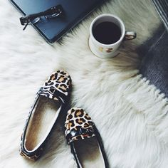cole haan leopard katelyn slippers - photo by apartmentf15