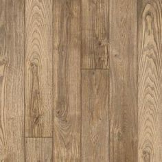 Hampton Bay Clayton Oak 12 mm Thick x 6-3/16 in. Wide x 50-1/2 in. Length Laminate Flooring (17.40 sq. ft. / case)-195147 at The Home Depot