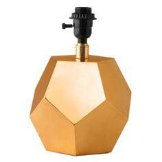 lamp base, rock lamp