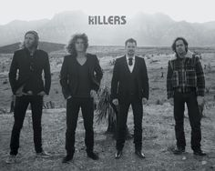 I am ridiculously excited for The Killers new CD.