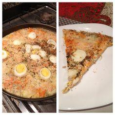 Receita dukan: Pizza