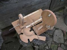 Today's project - rope making machine. - Bushcraftliving.com Discussion Forum