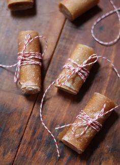 Origins Farm: Natural Cinnamon Apple Fruit Leather   17 Apart: Origins Farm: Natural Cinnamon Apple Fruit Leather