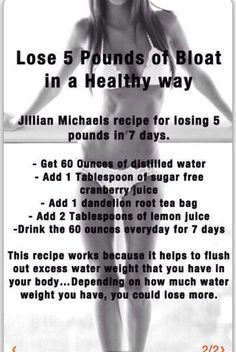 Tips From Jillian Michaels