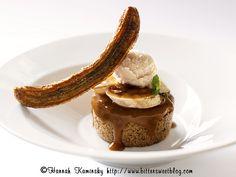Banoffee Sticky Pudding (vegan)