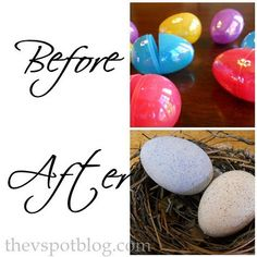 Faux Robin's Eggs Tutorial (she: Vivienne) - Or so she says...