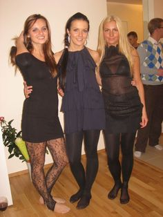 Pantyhose and tights