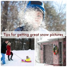 Tips for taking pict