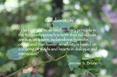 Collaboration - Jerome S. Bruner
