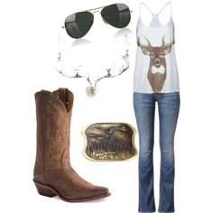 Country girl by southernsammy on Polyvore
