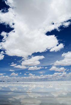 Bolivia. Salar de Uyuni.