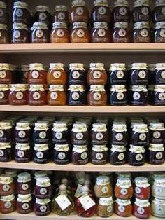 Learn how to make fruit preserves