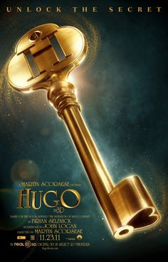 Click to View Extra Large Poster Image for Hugo