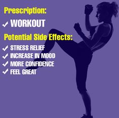 Warning: Exercise and healthy eating like in the 21 Day Fix, has been known to cause an increase in mood, a boost in energy and confidence, and relieve stress.