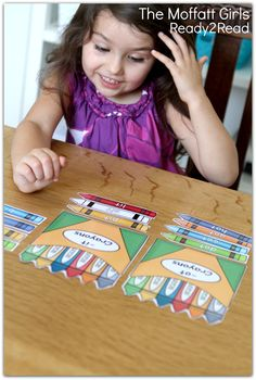 A hands-on reading program that gets kids excited about learning how to read!  Easy to use and FUN!