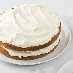 Fresh Lemonade Cake | CookingLight.com