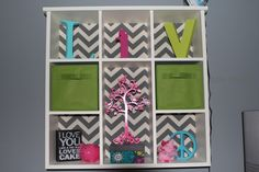 Use chevron fabric o