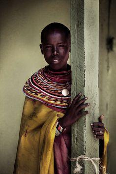 KENYA by DIEGO ARROYO, via Behance