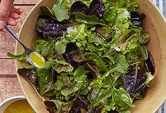 "Ina Garten's Green Salad Vinaigrette - Get a sneak peek at recipes from Ina Garten's--TV's Barefoot Contessa--newest cookbook, ""Barefoot Contessa Foolproof"" (out this October)!"