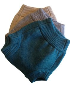 My absolute, favorite, absolutely favorite wool cover.  I just learned how to lanolize the wool so that it can repel moisture.  It's perfect for nighttime, and fits perfectly with my sustainablebabyish fitted diaper.  I am dying for that deep sea blue in the front!   Planet Bambini  - sustainablebabyish l sloomb wool diaper covers, $42.95 (http://www.planetbambini.com/sustainablebabyish-l-sloomb-wool-diaper-covers/)