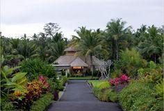 Viceroy Bali entrance