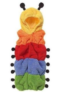 Funky Baby Sleeping Bag - Caterpillar