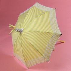 Summery umbrella