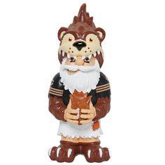 Chicago Bears Team Mascot Gnome.