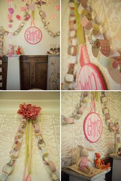 Such a cute idea!! =) I already have so many little girl ideas for future baby #2. I'm loving this! hehe