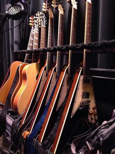 Red Mountain Ent. @Red Mountain Entertainment   Grace Potter's ready to rock. #soldout #flyingv #instagrambham