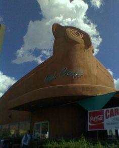 Owl Cafe, Albuquerque NM