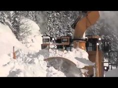 Helicopter + Explosives + Massive Avalanches = One Awesome Video