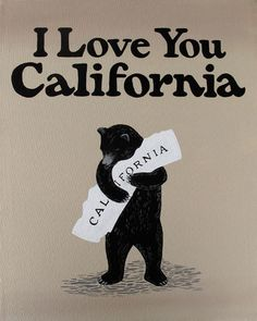 For my CA man!
