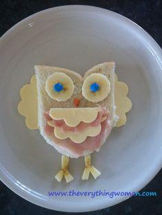 owl food, kids food