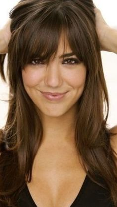 Love these bangs!!!!!!!