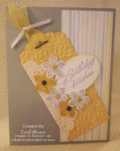 Petite petals tag