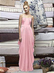 Lela Rose Style LR163 #pink #bridesmaid #dress