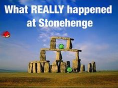 laugh, stonehenge, the real, funny pictures, funni