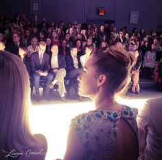 Lauren Conrad at the Lela Rose runway show. #LaurenConrad #nyfw #LelaRose