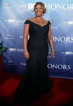Queen Latifah no Bet Honors Awards.
