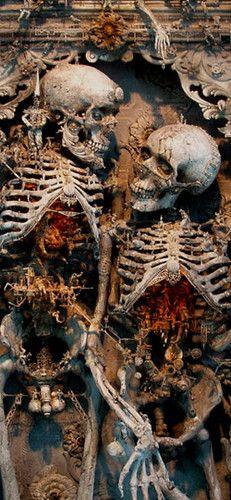 ✯ Bones Art :: Artist Unknown ✯