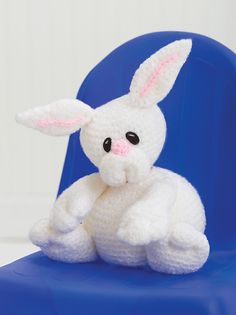Ravelry: Flopsy Bunny Toy pattern by Debbie Tabor
