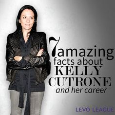 Career of Kelly Cutrone