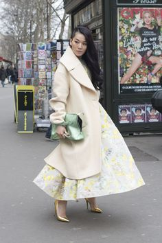 Paris chicness