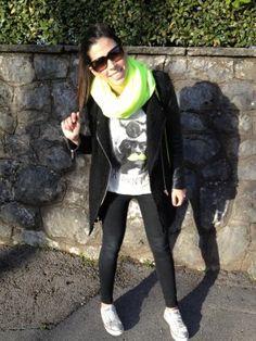 luciapetalsandthorns Outfit   Invierno 2012. Cómo vestirse y combinar según luciapetalsandthorns el 26-3-2013